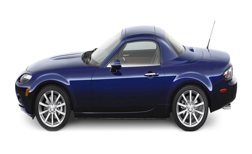 2009 Mazda MX-5 Miata PRHT (Power Retractable Hardtop) Grand Touring - Slide 40
