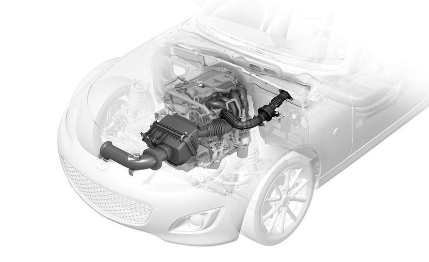 2009 Mazda MX-5 Miata PRHT (Power Retractable Hardtop) Grand Touring - Slide 75