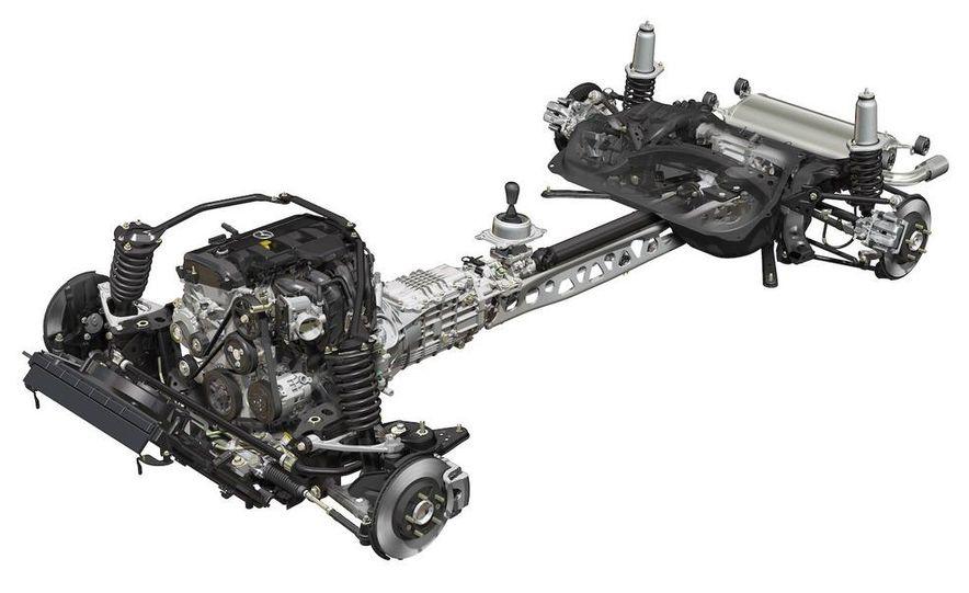 2009 Mazda MX-5 Miata PRHT (Power Retractable Hardtop) Grand Touring - Slide 73