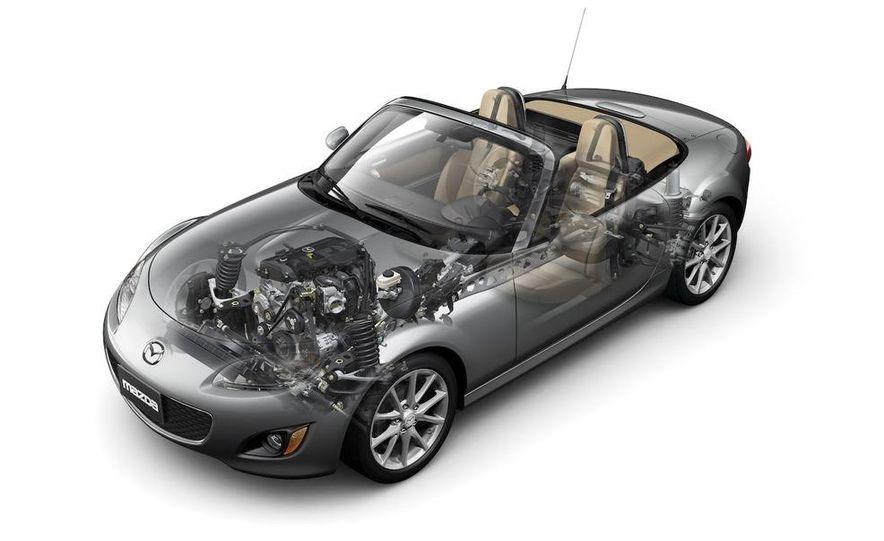 2009 Mazda MX-5 Miata PRHT (Power Retractable Hardtop) Grand Touring - Slide 78