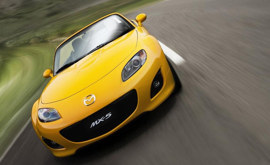 2009 Mazda MX-5 Miata PRHT (Power Retractable Hardtop) Grand Touring - Slide 41