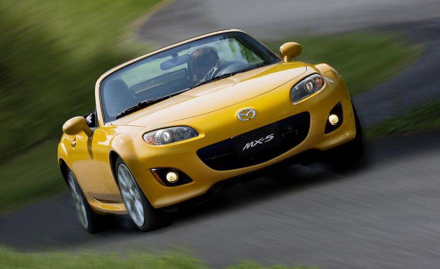 2009 Mazda MX-5 Miata PRHT (Power Retractable Hardtop) Grand Touring - Slide 44