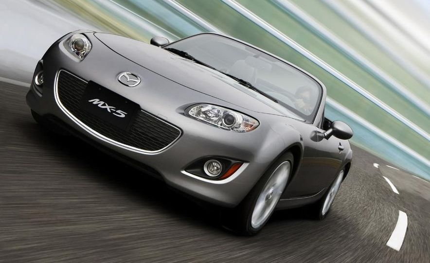 2009 Mazda MX-5 Miata PRHT (Power Retractable Hardtop) Grand Touring - Slide 52