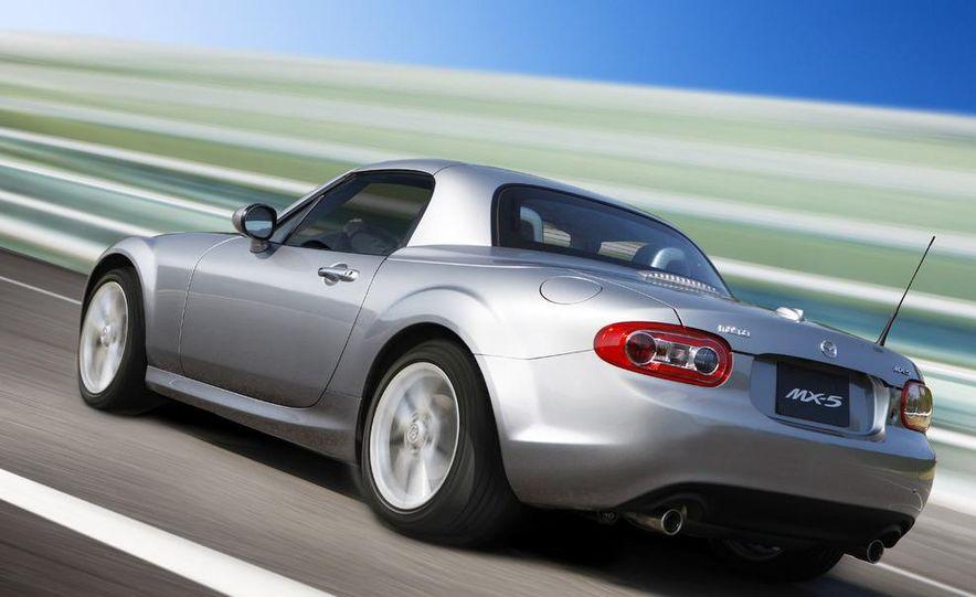 2009 Mazda MX-5 Miata PRHT (Power Retractable Hardtop) Grand Touring - Slide 54