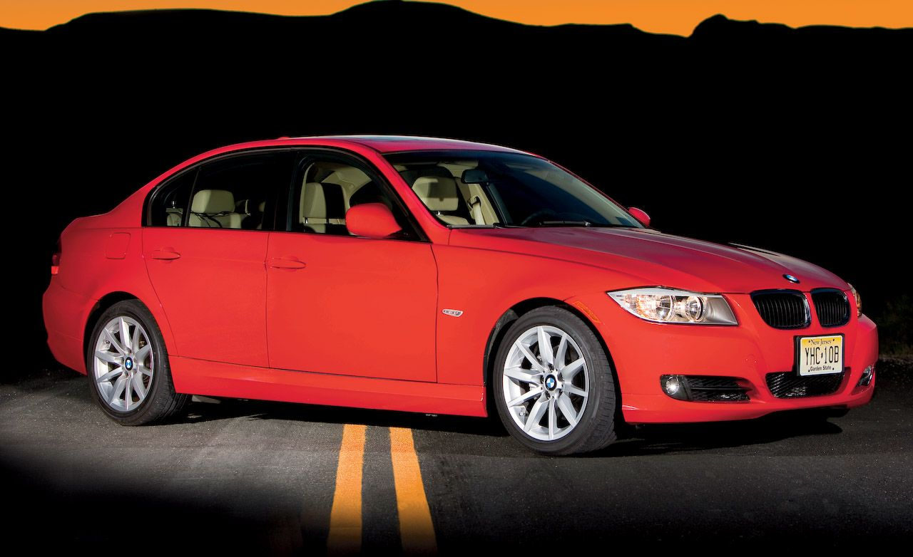 Bmw 328i Vs. Lincoln Mkz >> 2010 Lincoln MKZ   Review   Car and Driver