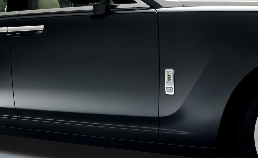 2010 Rolls-Royce Ghost - Slide 61