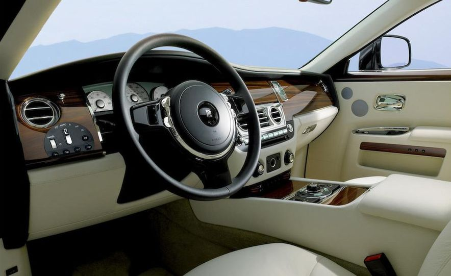 2010 Rolls-Royce Ghost - Slide 85