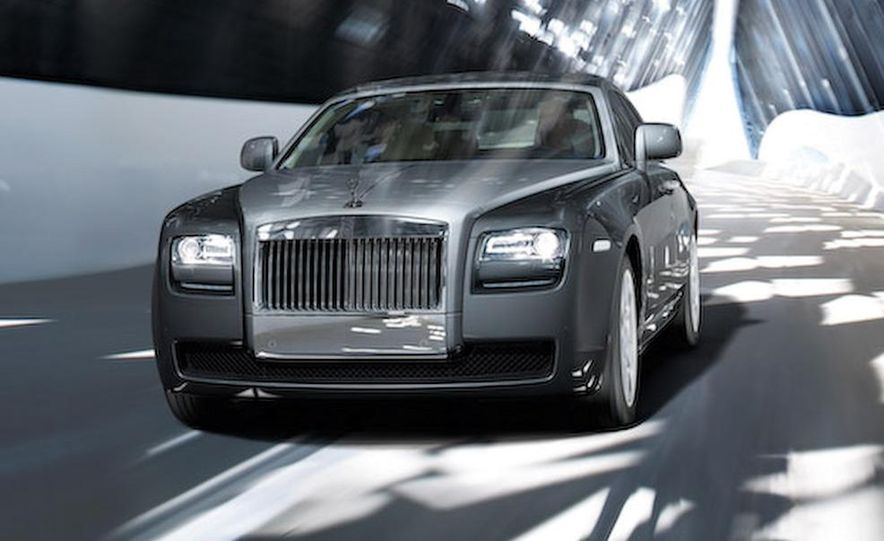 2010 Rolls-Royce Ghost - Slide 55