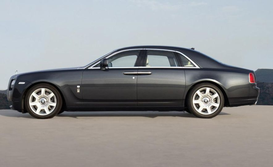 2010 Rolls-Royce Ghost - Slide 53