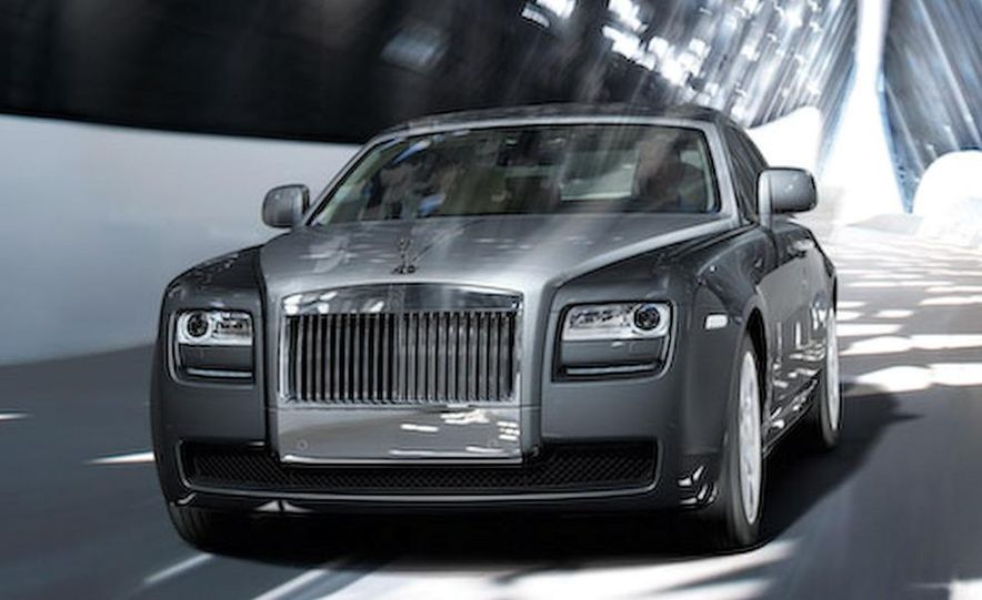 2010 Rolls-Royce Ghost - Slide 45