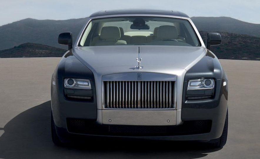 2010 Rolls-Royce Ghost - Slide 44