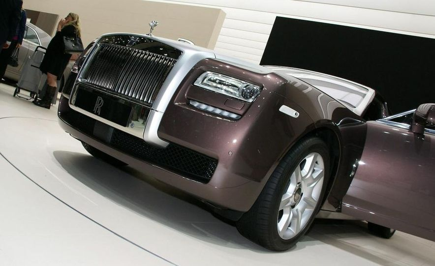 2010 Rolls-Royce Ghost - Slide 15