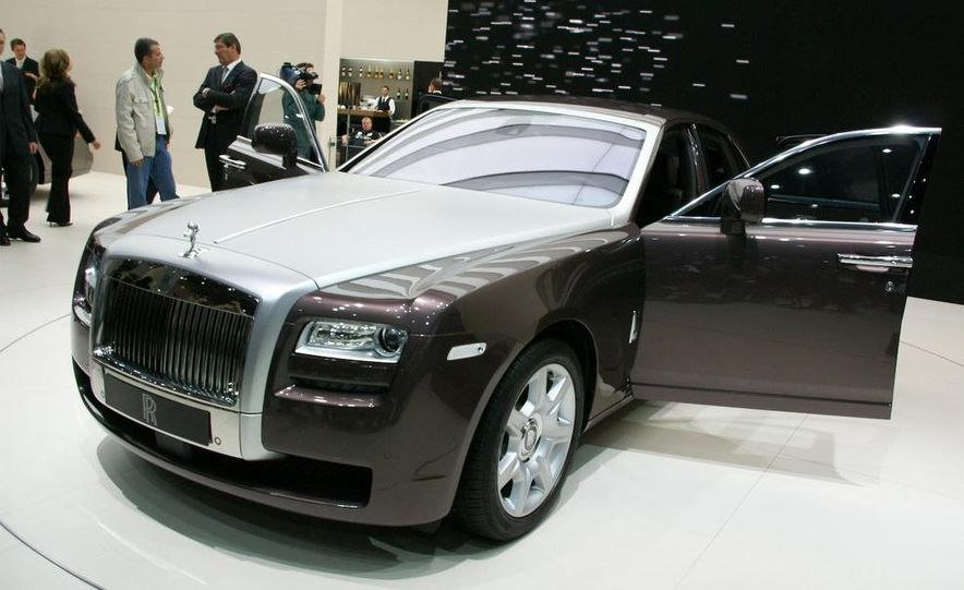 2010 Rolls-Royce Ghost - Slide 3