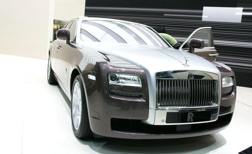 2010 Rolls-Royce Ghost - Slide 4