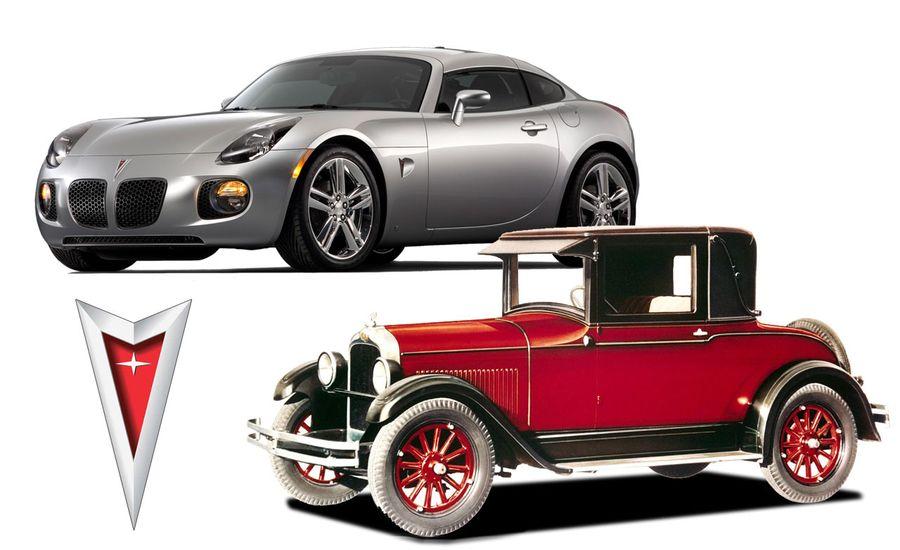 Pontiac Timeline