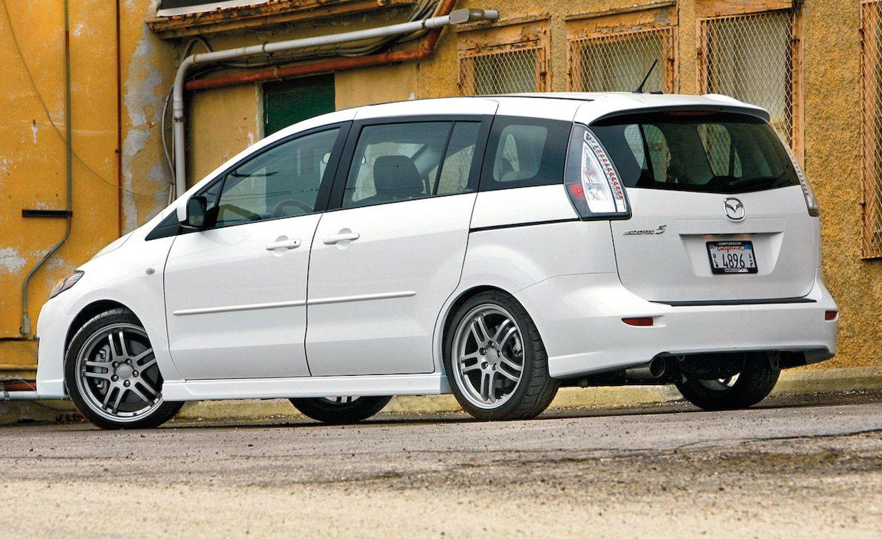 Return of the Boss Wagon: Mazdaspeed 5