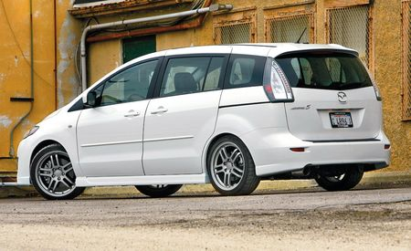 Return of the Boss Wagon: Mazdaspeed 5