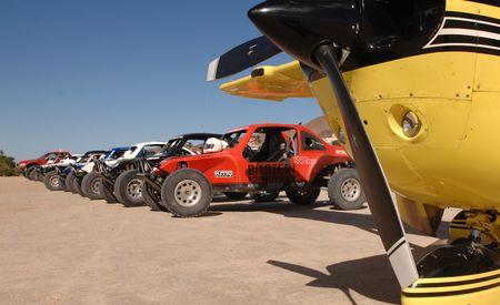 Wide Open Baja Adventure