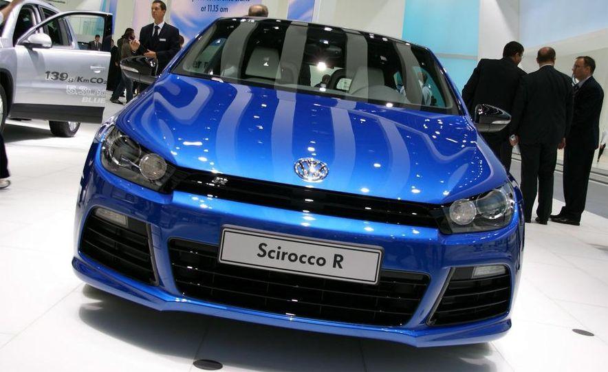 2010 Volkswagen Scirocco R - Slide 4