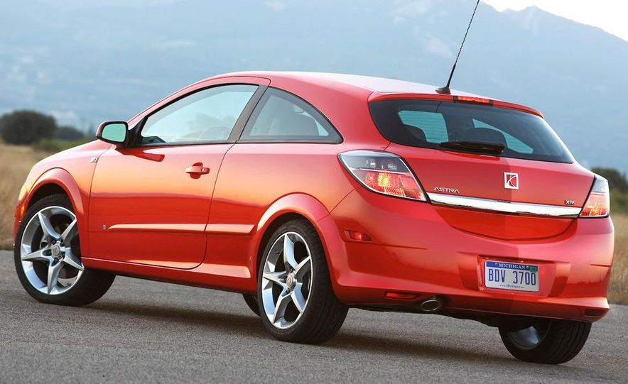2008 Saturn Astra XR 3-door - Slide 1