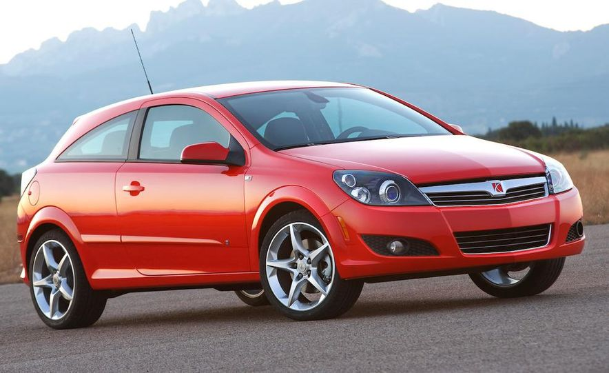 2008 Saturn Astra XR 3-door - Slide 3