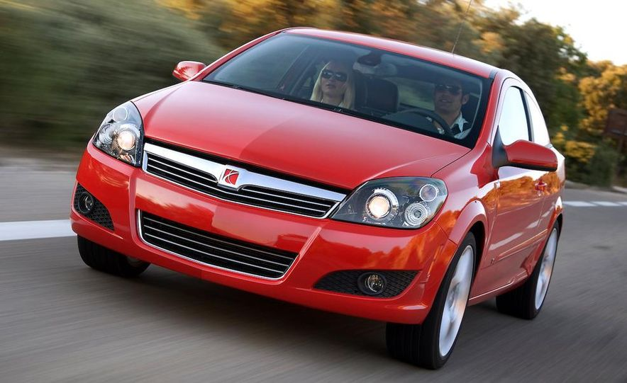2008 Saturn Astra XR 3-door - Slide 4