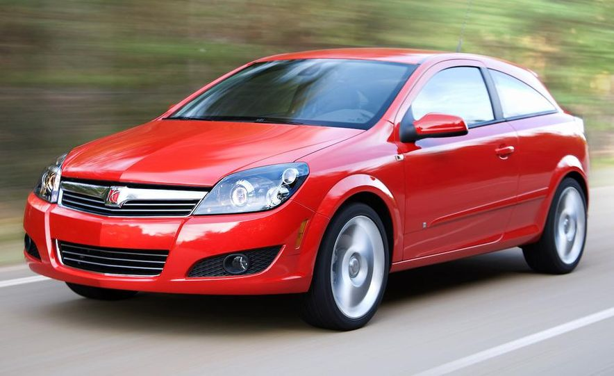 2008 Saturn Astra XR 3-door - Slide 5