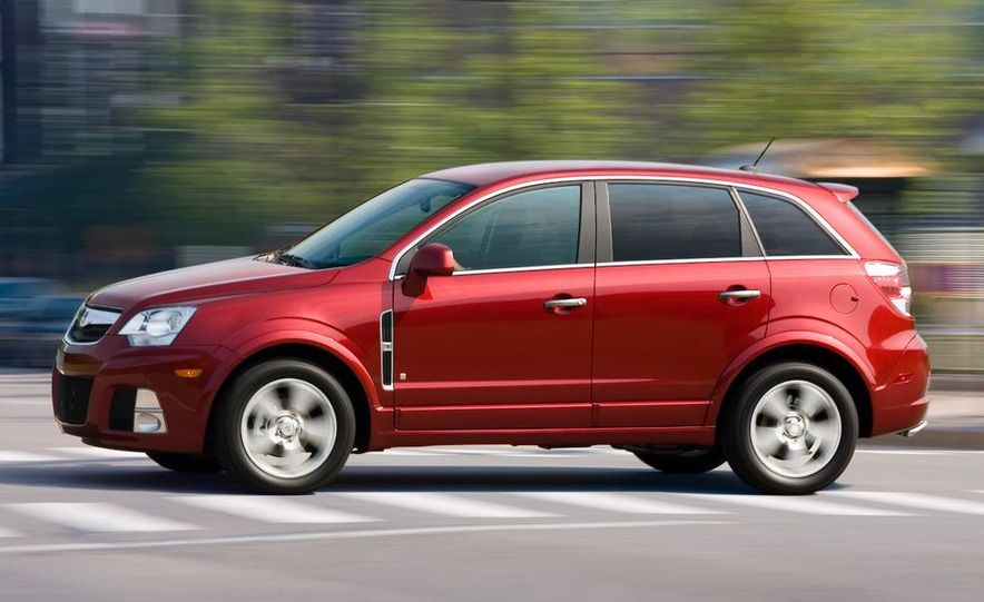 2008 Saturn Astra XR 3-door - Slide 24