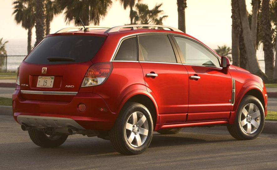 2008 Saturn Astra XR 3-door - Slide 27