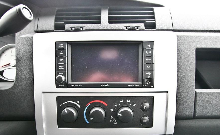 2009 Dodge Dakota crew cab V-8 4x4 - Slide 54