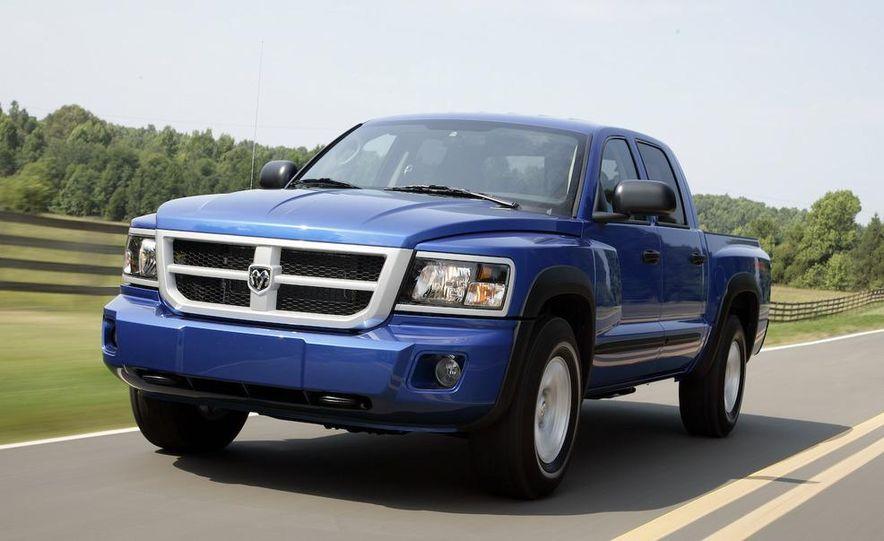 2009 Dodge Dakota crew cab V-8 4x4 - Slide 28