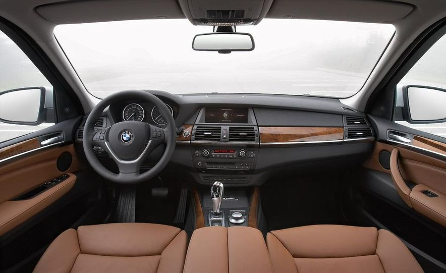 2009 BMW X5 xDrive48i - Slide 27