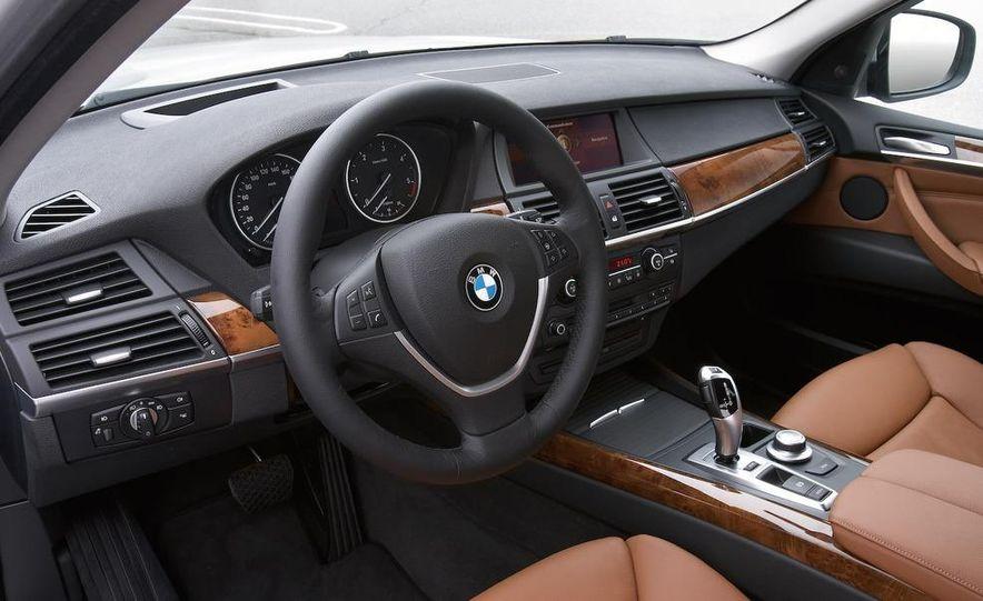 2009 BMW X5 xDrive48i - Slide 28