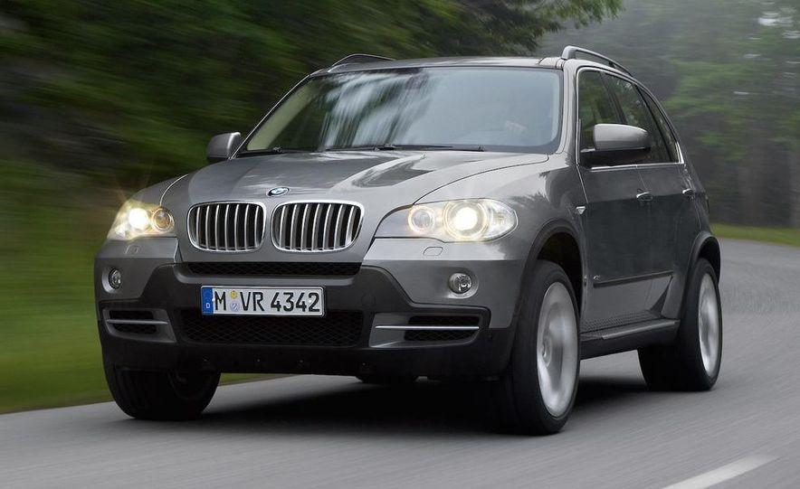 2009 BMW X5 xDrive48i - Slide 1