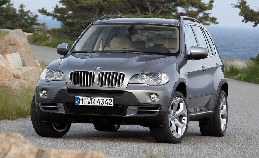 2009 BMW X5 xDrive48i - Slide 14