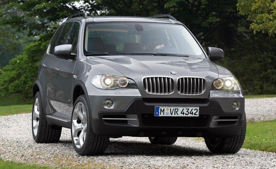 2009 BMW X5 xDrive48i - Slide 15