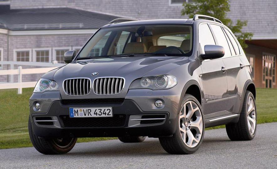 2009 BMW X5 xDrive48i - Slide 18