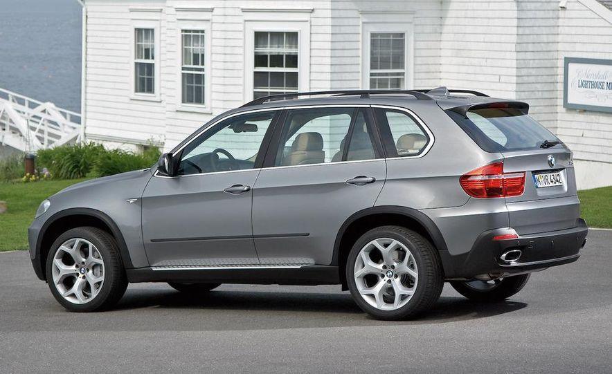 2009 BMW X5 xDrive48i - Slide 20