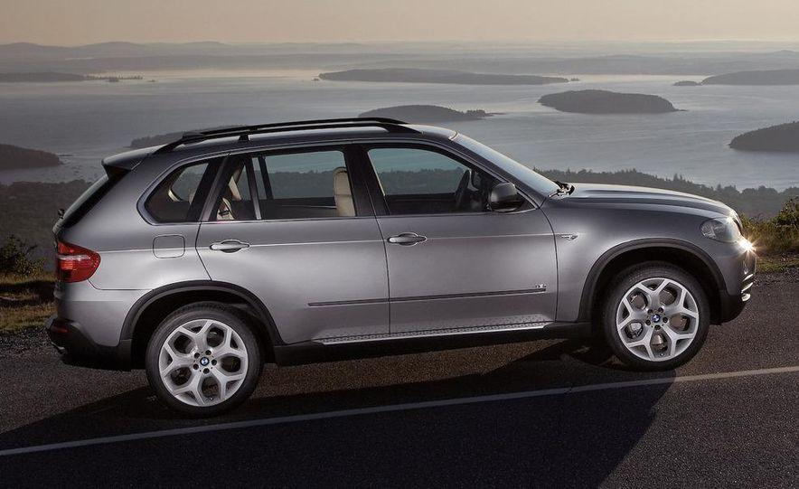 2009 BMW X5 xDrive48i - Slide 21
