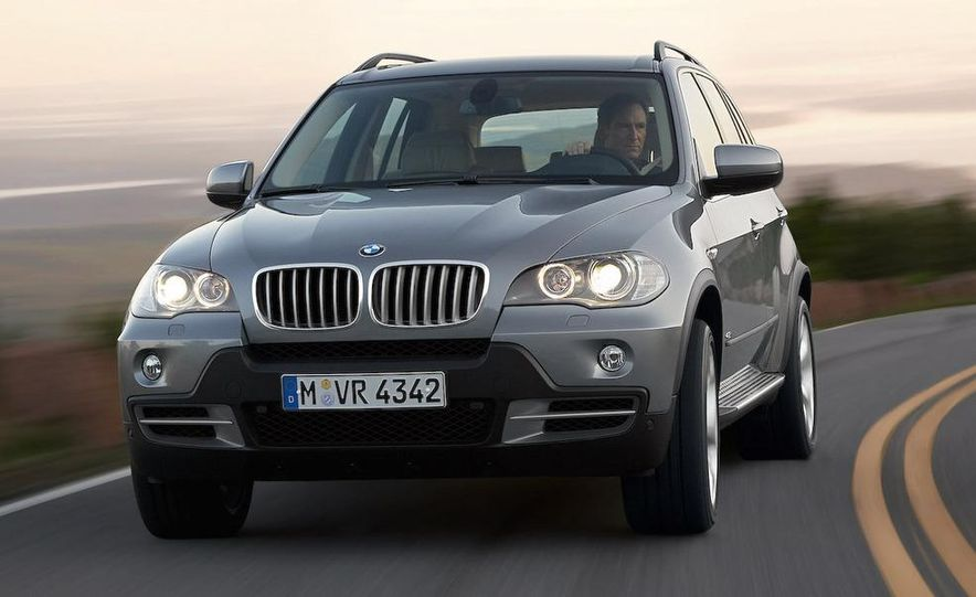 2009 BMW X5 xDrive48i - Slide 12