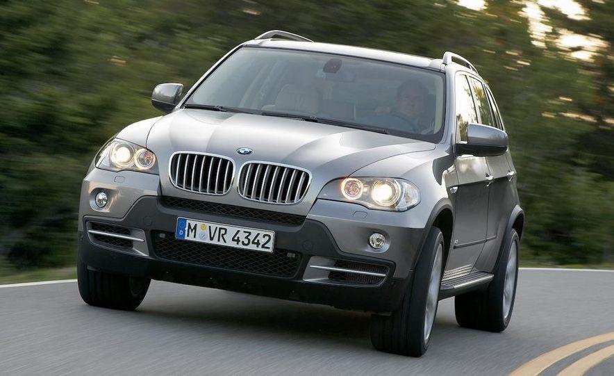 2009 BMW X5 xDrive48i - Slide 13