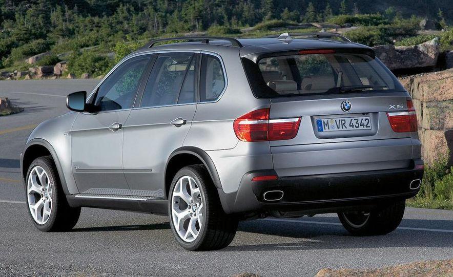 2009 BMW X5 xDrive48i - Slide 22