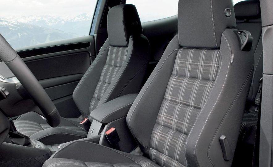 2010 Volkswagen GTD - Slide 15