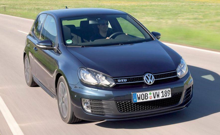 2010 Volkswagen GTD - Slide 11
