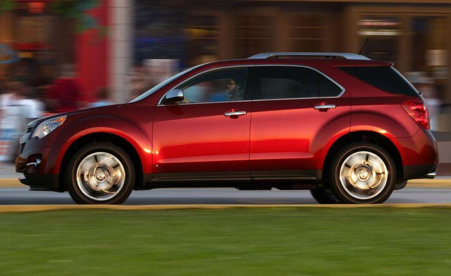 2010 Chevrolet Equinox - Slide 45