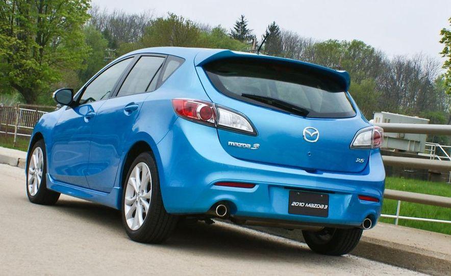 2010 Mazda 3 s 5-door Sport - Slide 14