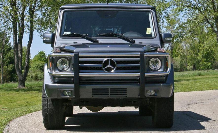 2009 Mercedes-Benz G550 - Slide 2