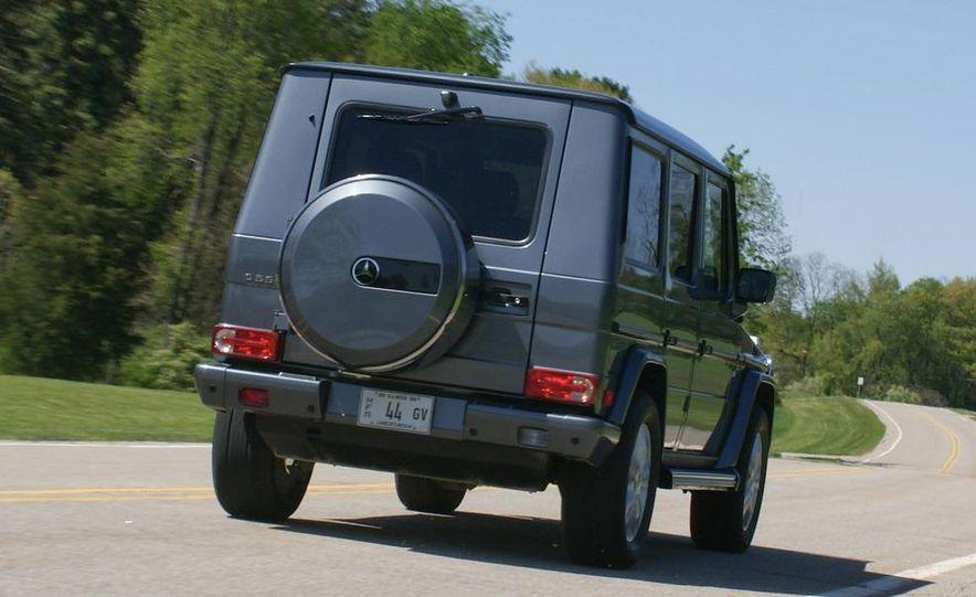 2009 Mercedes-Benz G550 - Slide 8