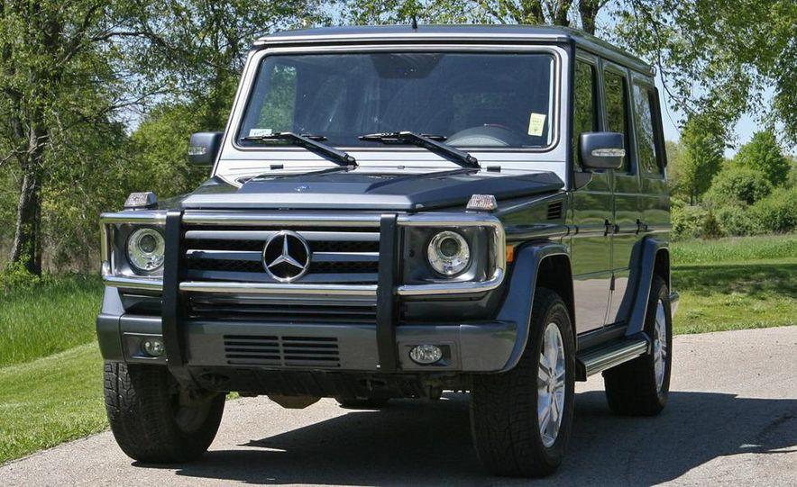 2009 Mercedes-Benz G550 - Slide 33