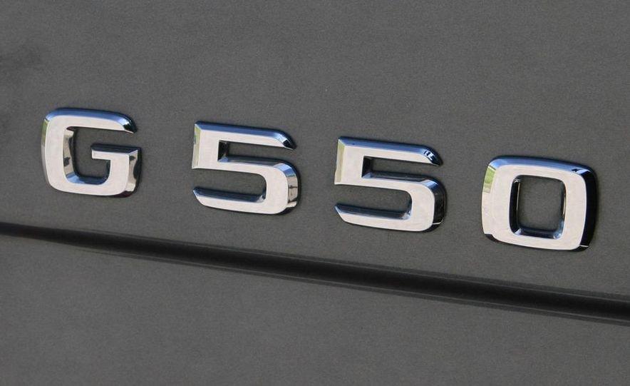2009 Mercedes-Benz G550 - Slide 45